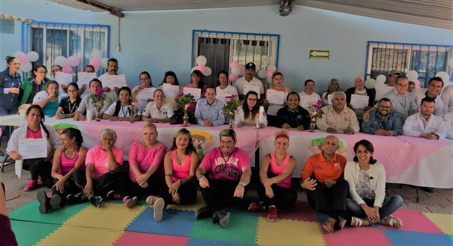 Photo of SSG acreditó al Grupo de Ayuda Mutua de Ojo de Agua integrado por pacientes con enfermedades crónicas no trasmisibles