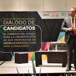 Ofrece Gerardo Sánchez eliminar amiguismo y compadrazgo en la asignación de obra pública