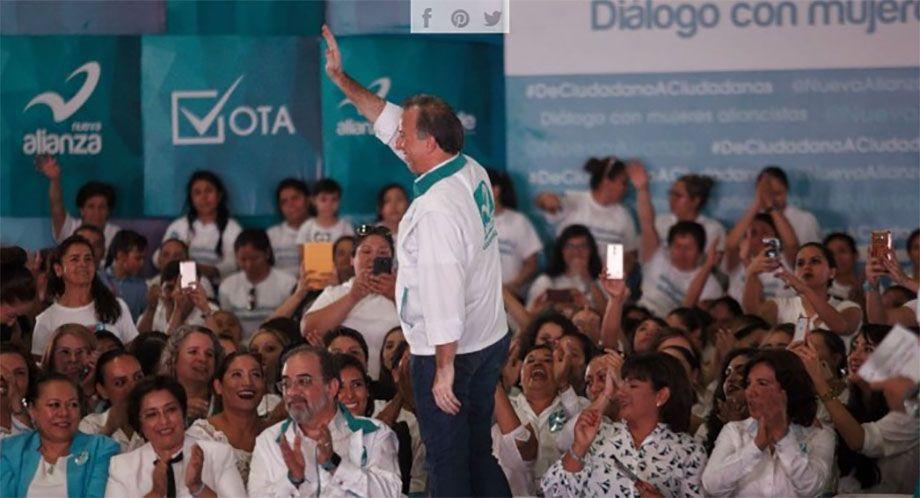 """Photo of """"¡Con 39 días a este equipo le basta y sobra para ganar la elección!"""": Meade en Irapuato"""