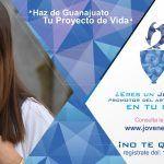 Invitan a jóvenes a participar en el Premio Estatal de la Juventud Guanajuatense
