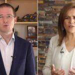 """Ricardo Anaya reconoce la """"valentía"""" de Margarita Zavala"""