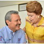 Apoyan mujeres a Ricardo Ortiz