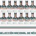 Rafa Márquez encabeza la lista de México para el Mundial de Rusia 2018