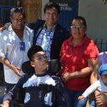 Rally de la Salud 2018 culminan entregan de sillas de ruedas en Chichimequillas Silao