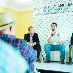 """""""¡Haremos que el campo guanajuatense vuelva a brillar!"""": Diego Sinhue"""