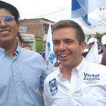"""""""Atenderé las necesidades de la ciudad, seguridad y mejoraré leyes desde el congreso"""": Víctor Zanella"""