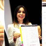 "Con propuestas claras Yulma Rocha participa en Foro ""Exprésate 462"""