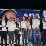 Continúa Ana Bueno campaña en comunidades rurales de Cuerámaro