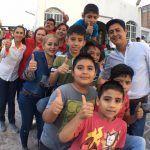 Trabajar por el empoderamiento de los jóvenes firma Adolfo Alfaro