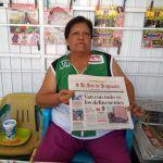 """""""Nadie la creía y nos llegó la inundación en Irapuato, perdimos nuestro negocio"""": Soledad Arias"""