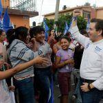 Cierra Víctor Zanella campaña en Rancho Grande