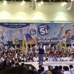 """""""Nos comprometimos y vamos a cumplir, 1 millón 400 mil votos para Anaya"""": Diego Sinhue"""