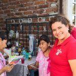 """""""Que los apoyos lleguen a quienes sí los necesitan"""": Adriana Solorzano"""