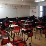 Ausentismo en las aulas por partido de México