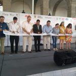 Inauguran Festival de la Capital Mundial de la Fresa 2018