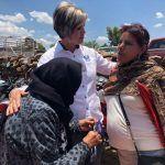 Compromete Jessi Cabal talleres para las mujeres de la Sierra de Pénjamo