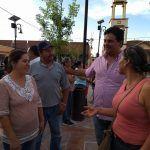Ofrece Chame Cruz combatir rezago de atención médica