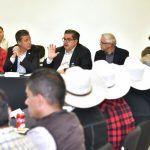 Presenta Estado proyectos de rehabilitación de caminos de Pueblos Mineros del municipio de Guanajuato