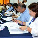 Firman convenio de colaboración para la protección de las niñas, niños y adolescentes