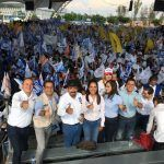 """""""Somos la mejor propuesta, la mejor opción para consolidar el desarrollo de Guanajuato"""": Erandi Bermúdez"""