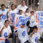 """""""Seguiré trabajando por la niñez y la juventud"""": Jessica Cabal"""