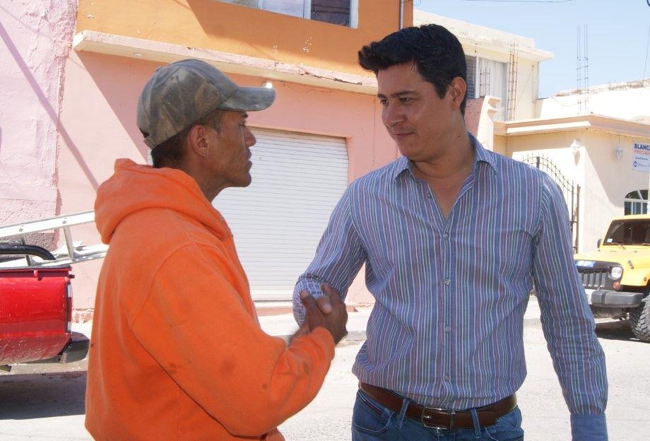 Photo of Adolfo Alfaro apuesta a robustecer seguridad en Manuel Doblado