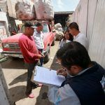 Realiza fiscalización operativo en chatarreras y casas de empeño