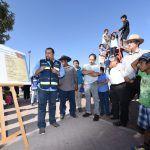 Robustece estrategia de seguridad, salud y deporte Parque Vecinal de Purísima del Jardín