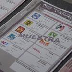 Llega material electoral a Guanajuato