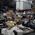 """El """"Reciclatrón"""" busca recolectar 10 toneladas de aparatos electrónicos inservibles"""