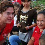 Por un estado sin violencia, trabajará Adriana Solórzano