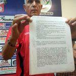 """""""Seguimos sin equipo"""" y Albo se mantiene en la directiva del Club Irapuato"""