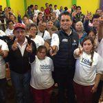 Arropan empresarios, restauranteros, liderazgos de colonias… a Antonio Arredondo
