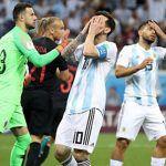 Argentina, con un pie fuera del Mundial