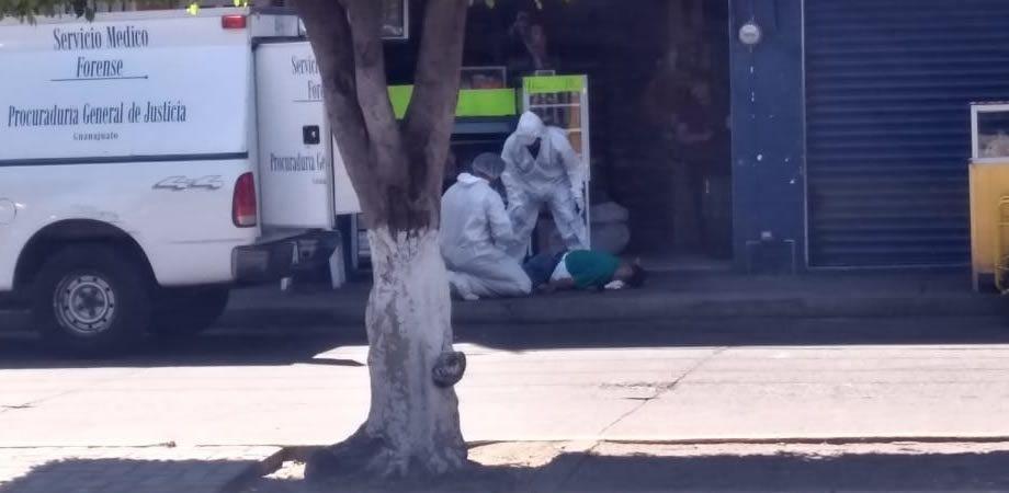 Uno de los asesinatos ocurridos en Irapuato