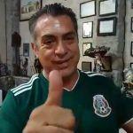 """""""El Bronco"""" felicita a la selección mexicana por triunfo en Rusia"""