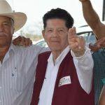 Candidato de Morena en Pénjamo primero llenará su parque y dará trabajo a su hijo