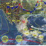 Se pronostican lluvias intensas acompañadas de granizo y tormentas
