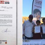 Firman Irma Leticia y Sheffield Compromisos para Irapuato