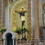 El Cristo Negro al que le robaron su corona