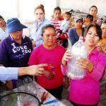 Concientizan sobre el Cuidado del Medio Ambiente en Localidades de la Entidad