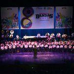 """Magistral y exitosa presentación del  """"Ensamble de Bandas 2018"""""""