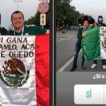 """Si gana AMLO, aquí me quedo"", dice hijo de Felipe Calderón desde Rusia"