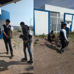 Proximidad suma a jóvenes para reforestar su escuela