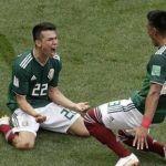 México hace historia, se alza con la victoria ante Alemania en Rusia