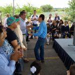 Recorre Miguel Márquez diversas obras en Cuerámaro