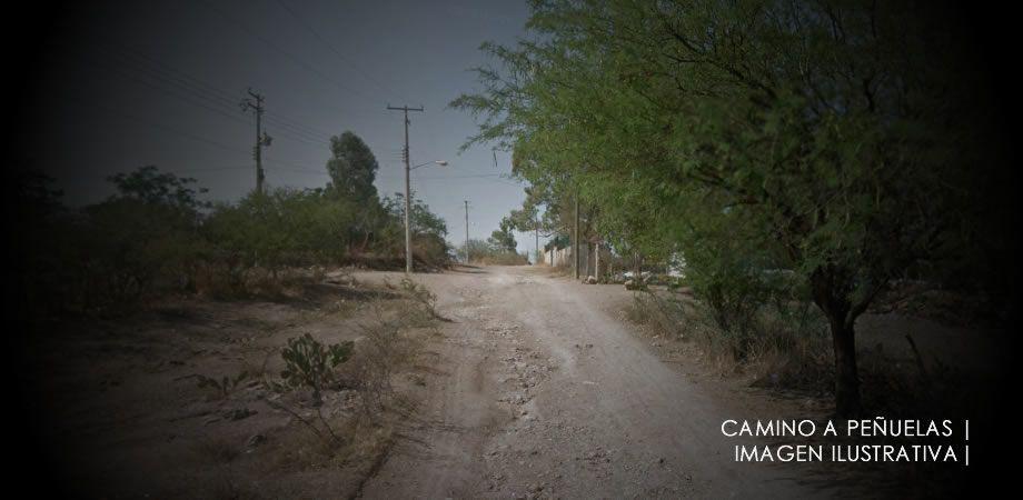 """Photo of """"Levantan"""" a joven vigilante; lo golpean y abandonan camino a Peñuelas"""