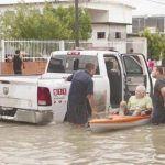 Reynosa flota sobre el agua; familias lo pierden todo