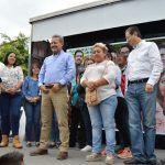 Se compromete Ricardo Ortiz con las comunidades por tres años más