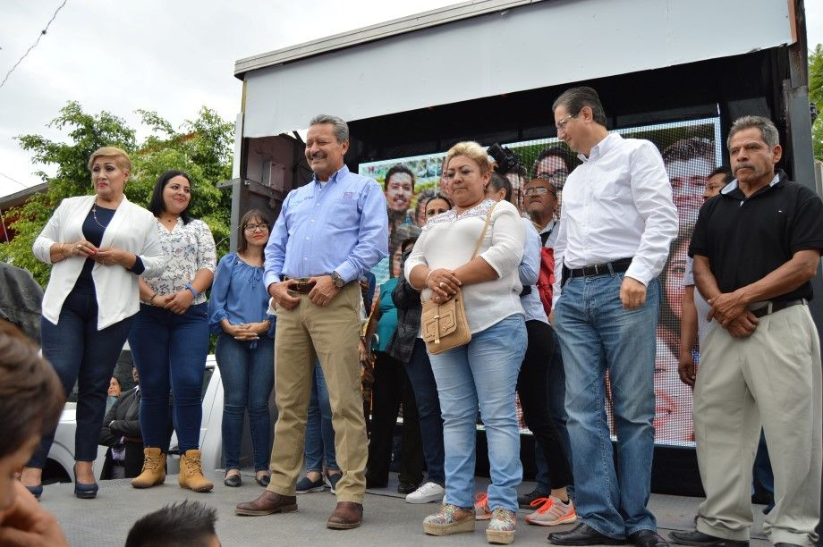 Photo of Se compromete Ricardo Ortiz con las comunidades por tres años más